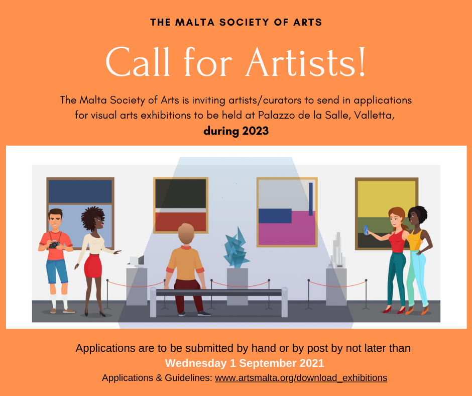 Call for Artists! for 2023