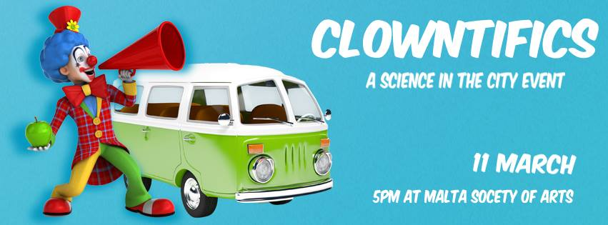 Clowntifics FB banner