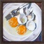 Donald Camilleri - Still Life with Eggs