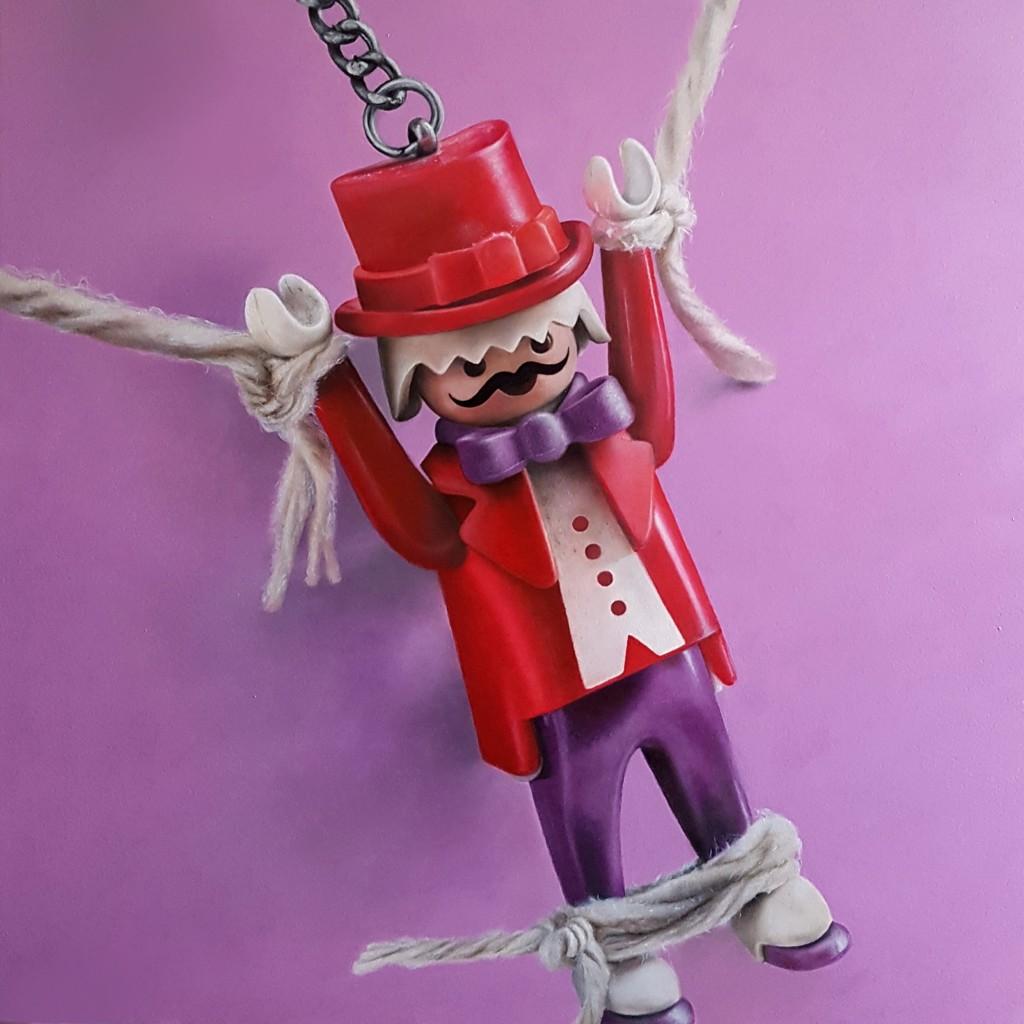 Enslaved Monsieur Loyal - Christine Porter Lofaro