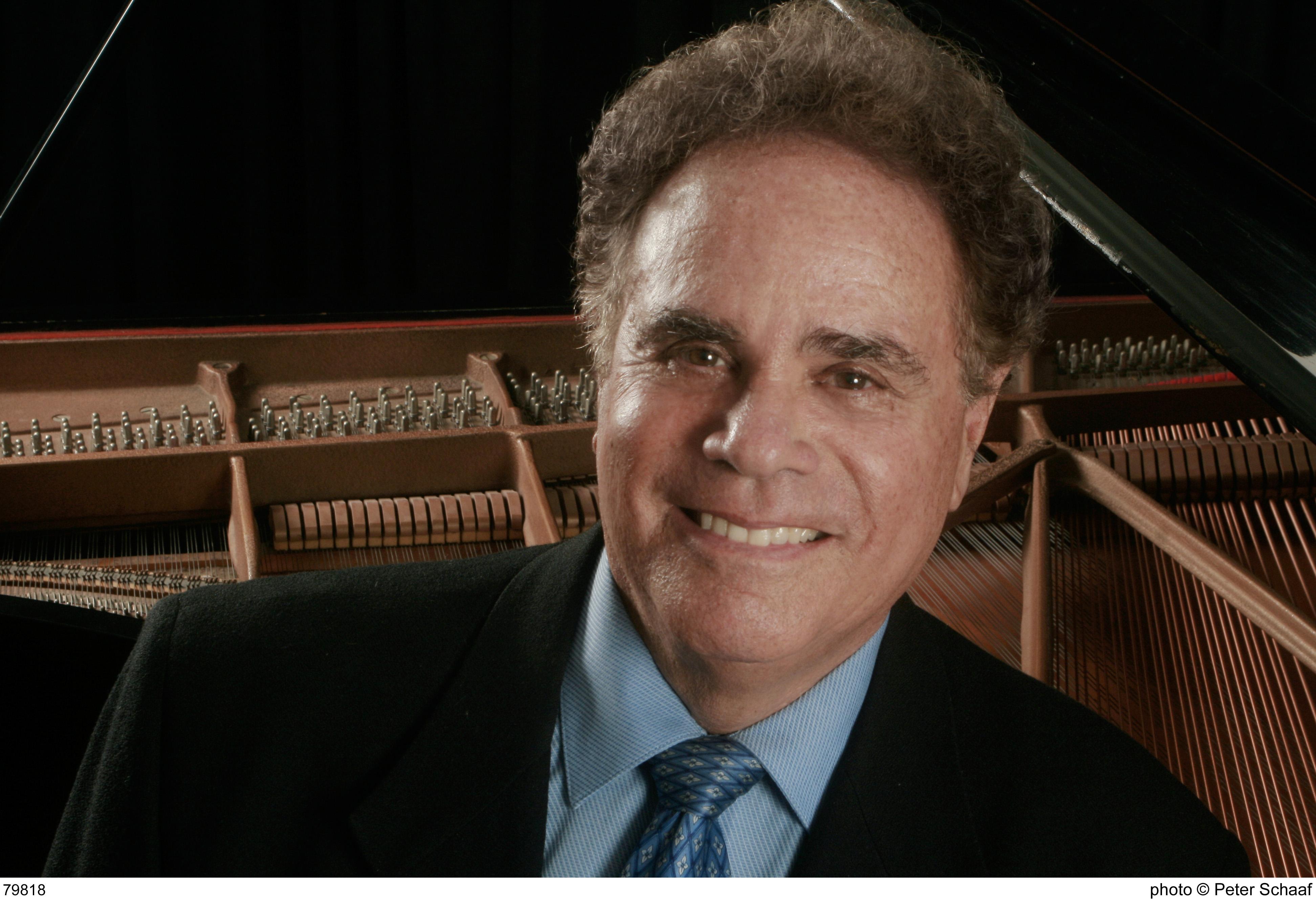 MSA - Pianist Jeffrey Siegel