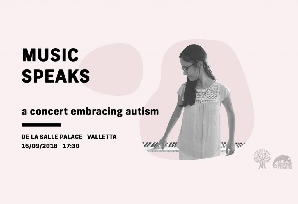 Music Speaks Concert