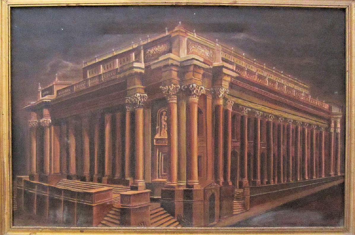 Old Opera of Valletta Malta