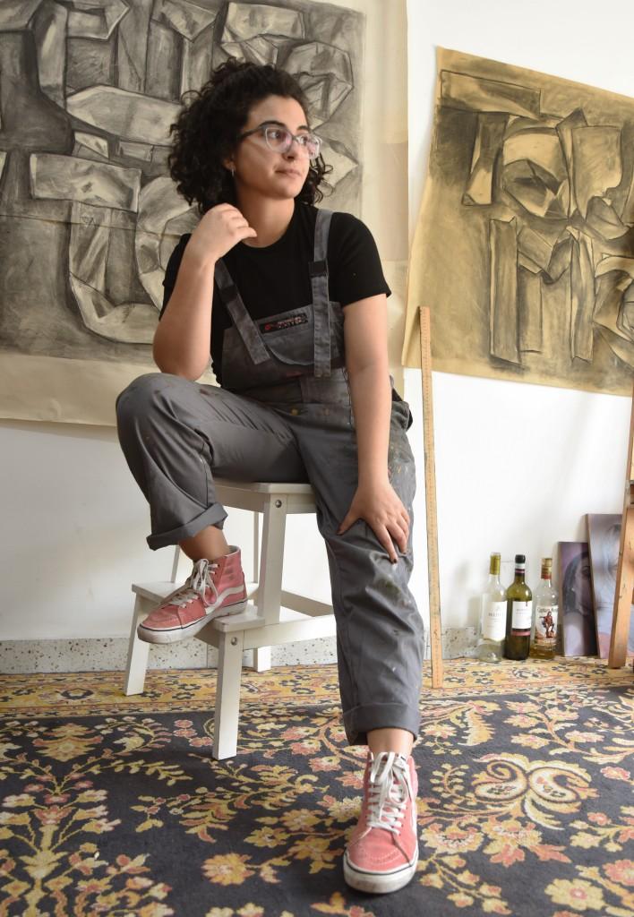 Maria Borg (photo by Justine Ellul)