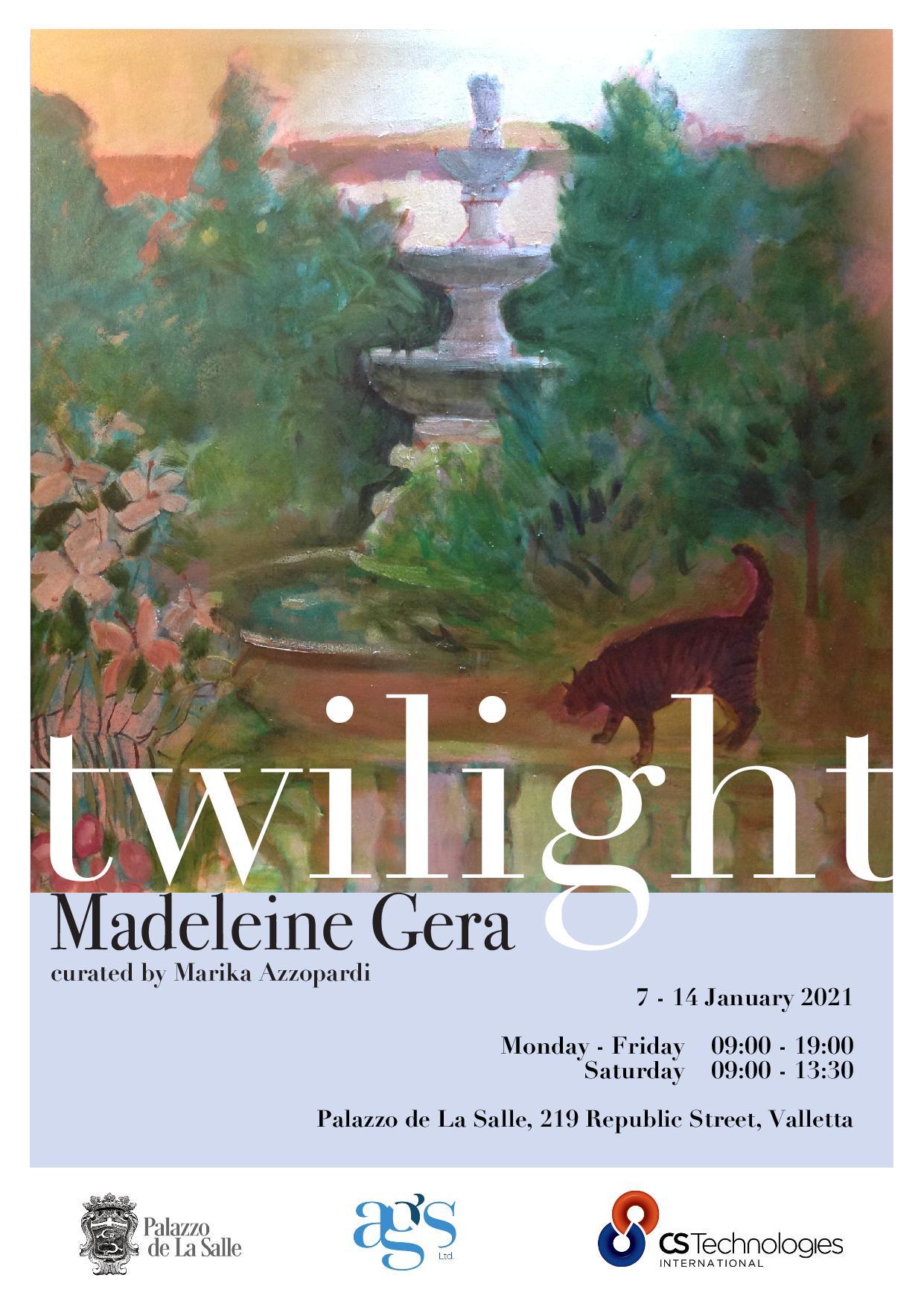 Poster Madeleine Gera - jpg