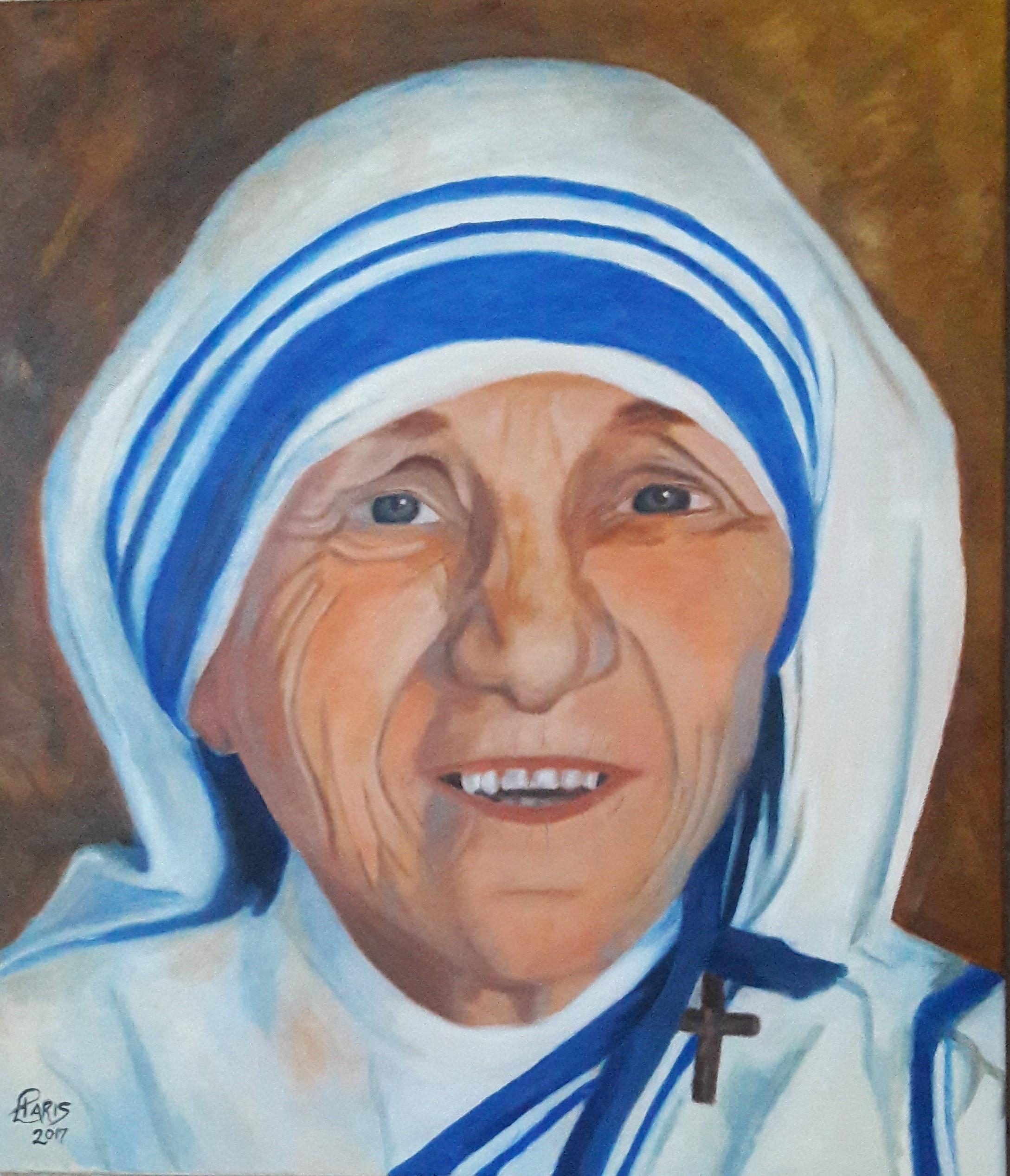 Saint Theresa of Calcutta