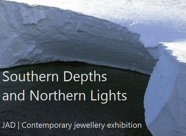 Southern Depths Northern Lighs - JAD - poster