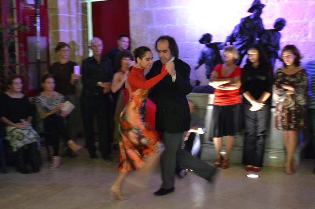 Tango Milonga at MSA Courtyard (3)