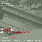 The Artist & Public Art