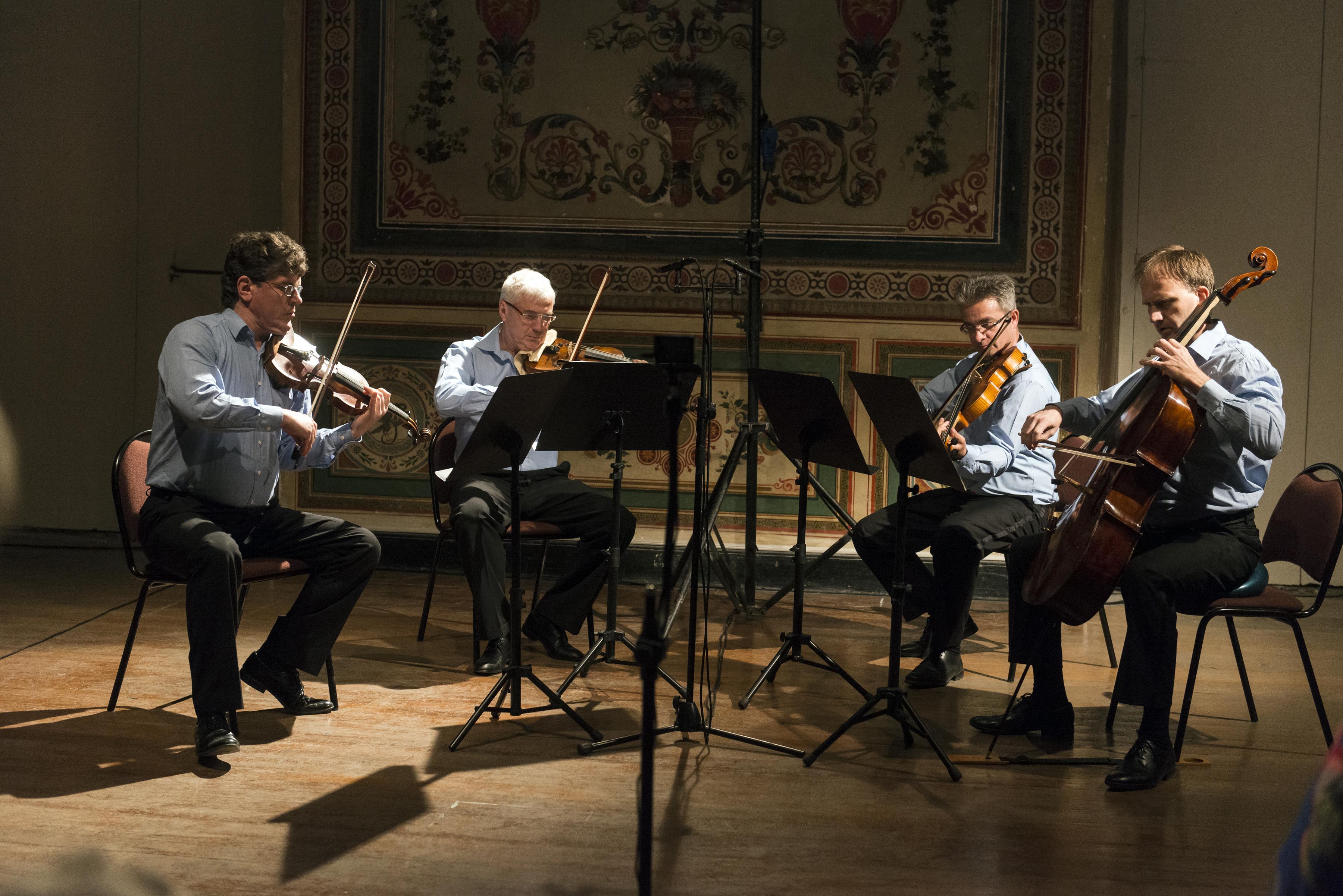 Tuesday 7 April - Somogyi String Quartet