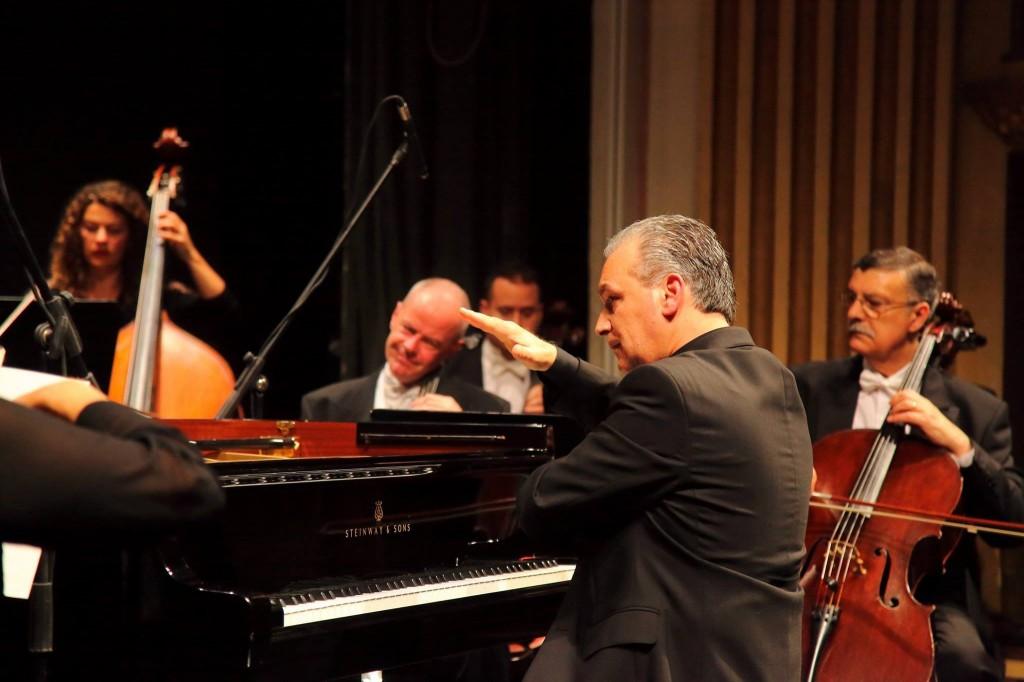 Viola & PIano Recital - Goldberg Ensemble
