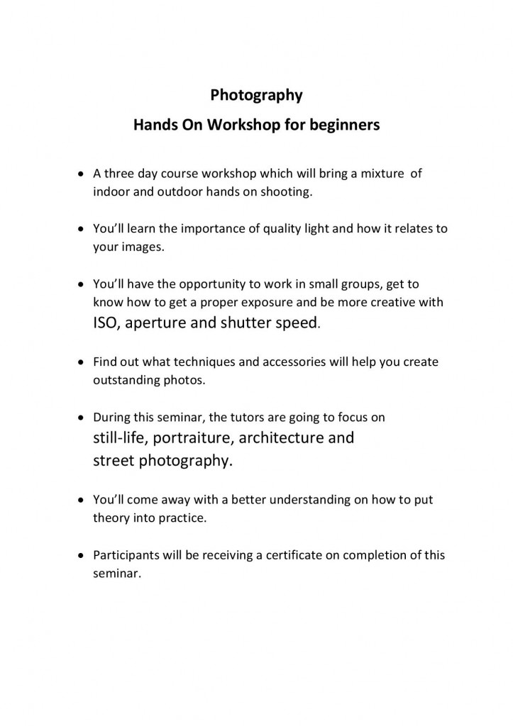 photography workshop programme-page-002 | Malta Society of Arts