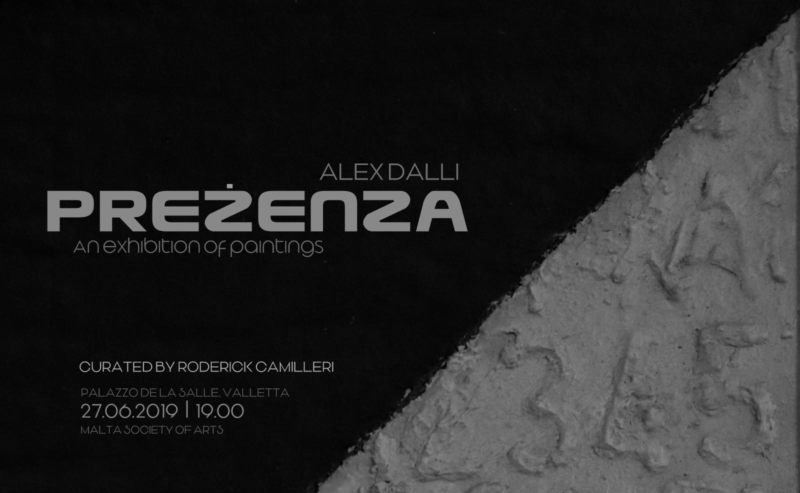 poster Alex Dalli