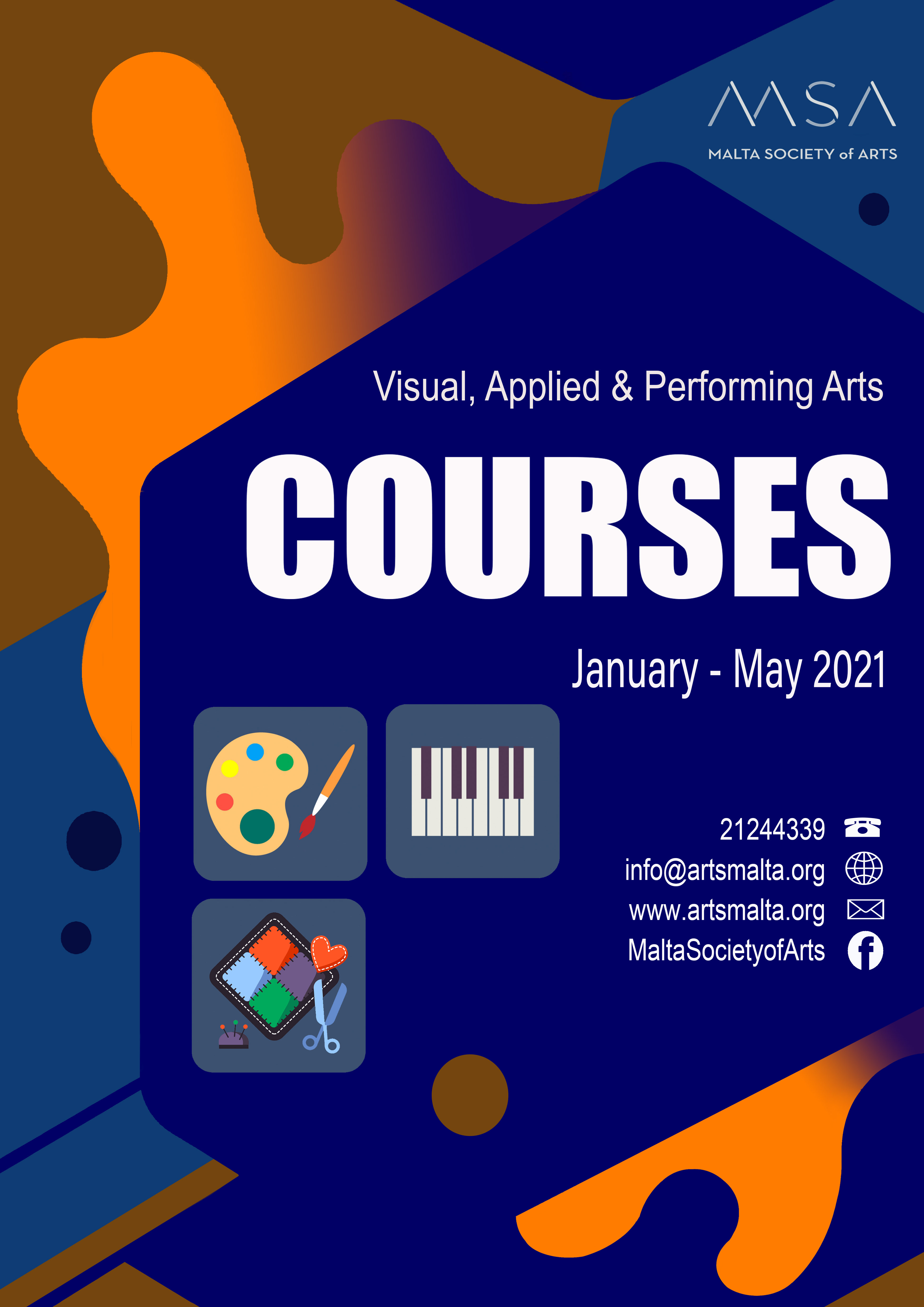 poster COURSES